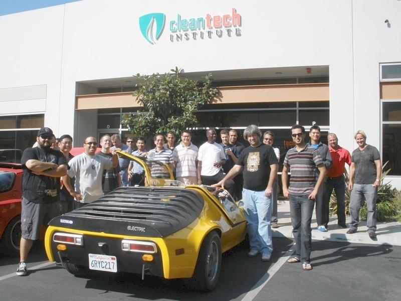 auto repair classes online